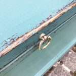 Late Victorian Painted Pine Storage Box SOLD – Ref:1311