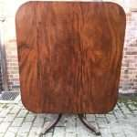 George III Mahogany Breakfast Table SOLD- Ref:1317