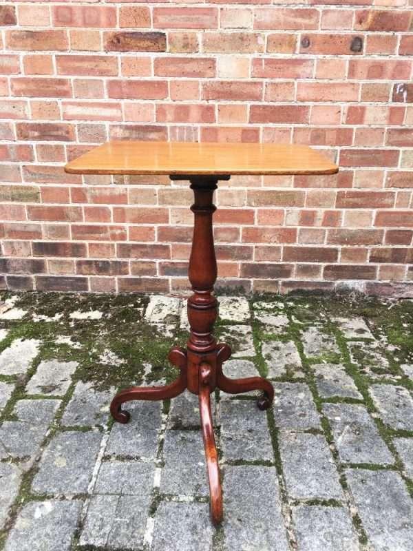 William IV Mahogany Tripod Table SOLD – Ref:1321