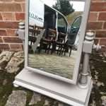 Early Victorian Painted Mahogany Swing Mirror SOLD – Ref:1326