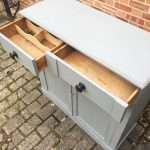 Early Victorian 2 Door Cupboard SOLD – Ref:1335