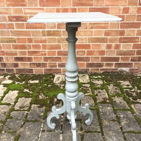 Victorian Painted Mahogany Tripod Table3