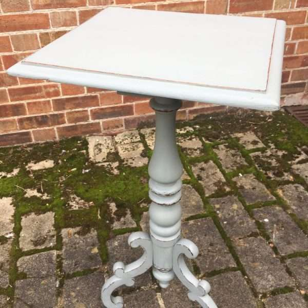 Victorian Painted Mahogany Tripod Table