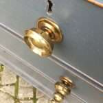 Regency Painted Mahogany Chest Of Drawers SOLD – Ref:1332