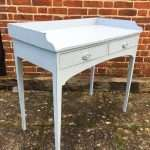 George III Painted Mahogany Dressing Table SOLD – Ref:1337
