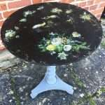 William IV Painted Rosewood Occasional Table SOLD- Ref:1347