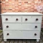 William IV Painted Mahogany Chest Of Drawers SOLD – Ref:1361