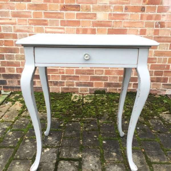 Late 19th Century French Painted Oak Table2
