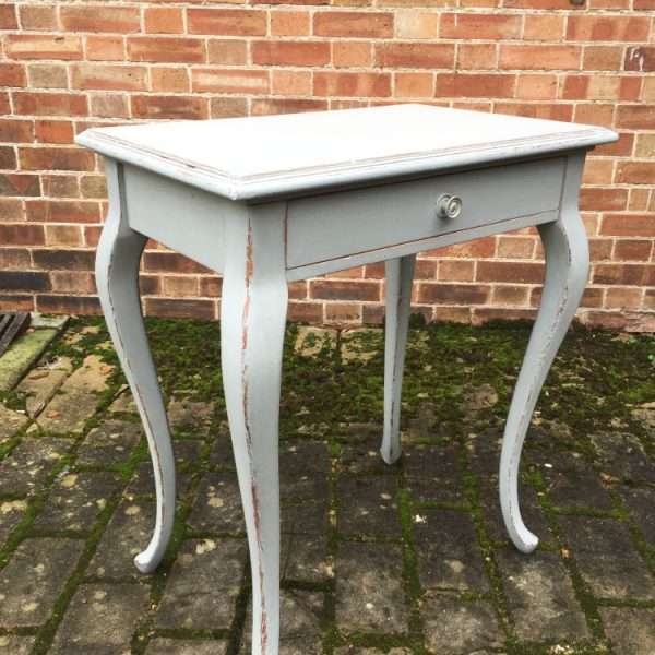 Late 19th Century French Painted Oak Table1