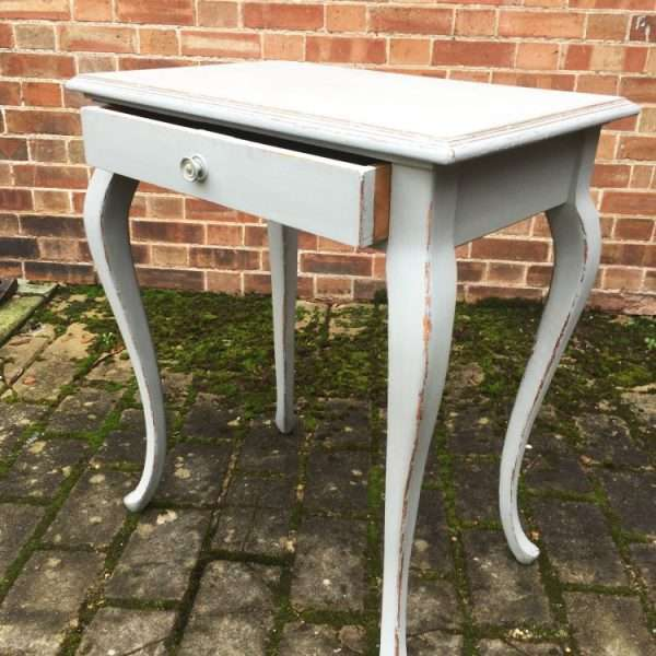 Late 19th Century French Painted Oak Table