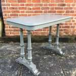 William IV Painted Beech & Pine Writing Table SOLD – Ref:1379