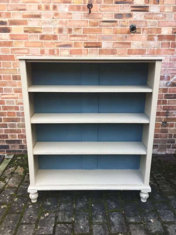 Mid Victorian Painted Mahogany Bookshelves SOLD – Ref:1382