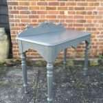 William IV Painted Oak Hall Table SOLD – Ref:1393