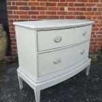 Edwardian Painted Mahogany Chest On Stand SOLD – Ref:1392