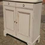Mid 19th Century Painted Pine Cottage Dresser SOLD- Ref:1400