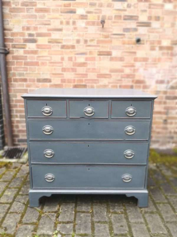 Regency Painted Mahogany Chest Of Drawers SOLD – Ref:1402