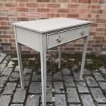 Mid 19th Century Painted Mahogany Side Table SOLD – Ref:1431