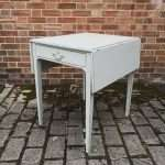 Regency Painted Mahogany Drop Leaf Table SOLD – Ref:1430