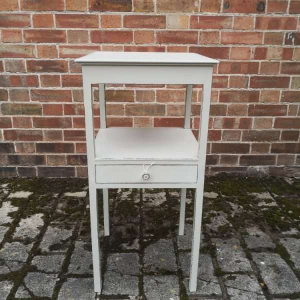 Regency Painted Mahogany Wash Stand2