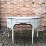George III Half Round Painted Sideboard SOLD – Ref:1442
