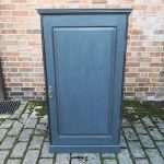 Early 19th Century Painted Mahogany Cupboard SOLD- Ref:1438